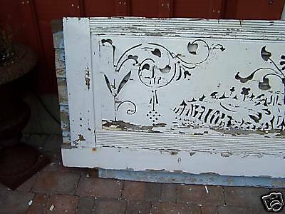 "AWESOME VICTORIAN gingerbread house fascia board 84x30"" 2"