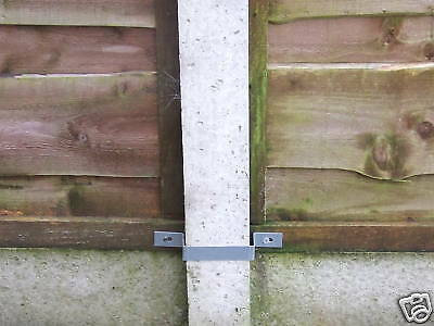 Security Fence Band Fencing Panel Concrete Post Safety