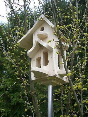 vogelhaus nistkasten vogel typ hexe e1 selbst bemalen eur 48 70 picclick de. Black Bedroom Furniture Sets. Home Design Ideas