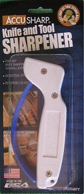 Accusharp Knife & Tool Sharpener Accu1  New   U.s.a Original Accusharp 5
