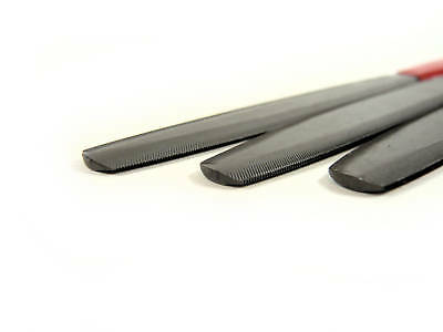Guitar Nut File Set, 3 double sided, includes carrying 2