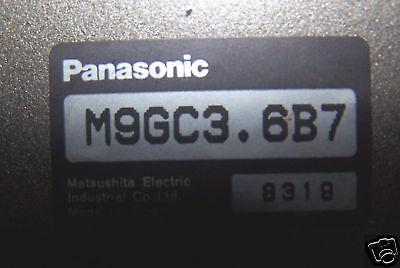 panasonic 4p Buy panasonic m91 reversible induction ac motor, 40 w, 1 phase, 4 pole, 230  v ac m91x40g4gga browse our latest ac-motors offers free next day.