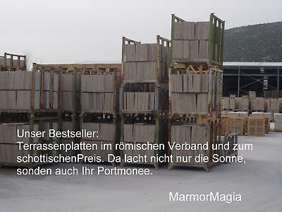 Travertin Marmor Antikmarmor Naturstein Fliese Küche Bad ...