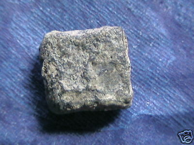 Uncleaned Islamic Fadimid 10-11 cen. AD. nice weight with LEGEND - Archaeology 3