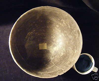EX-Vietzen Collection Mississippian Culture Large Bowl 3