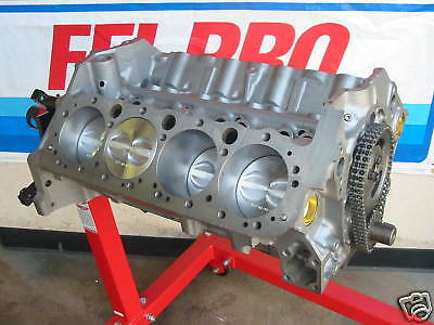 CHEVY 383 / 350 Hp 4 Bolt Performance Tbi Balanced Crate Engine Truck Camaro