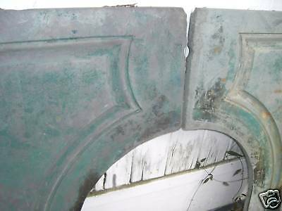 Green Slate Fireplace Mantel  Serpentine  Arts  Crafts  style  1800's 6