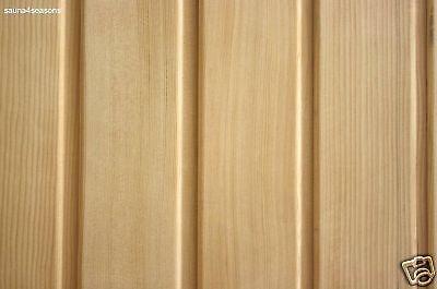 profilholz hemlock profilbretter sauna holz saunaholz saunalatten 14x96x2440mm eur 24 90. Black Bedroom Furniture Sets. Home Design Ideas