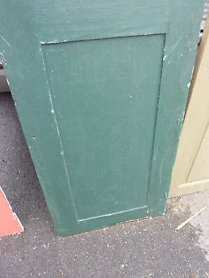 "18th century 2 panel door raised panels 22 x 77.5"" 8"