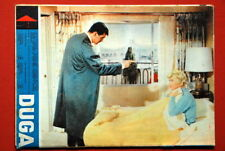 ROCK HUDSON DORIS DAY ON BACK COVER 1960 EXYU MAGAZINE