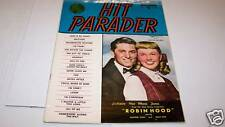 SEPT 1952 HIT PARADER music magazine DORIS DAY