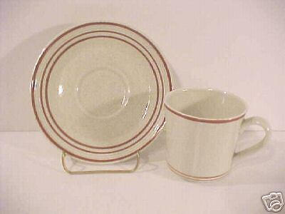 Royal Doulton Nutmeg Cup and Saucer Set