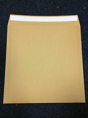 """30 12"""" / Lp  All Board Brown Record Mailers +Fragilelabels +24Hdel"""