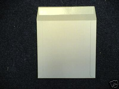 """100 X 7"""" White Record Mailers Envelopes + 24H Delivery"""