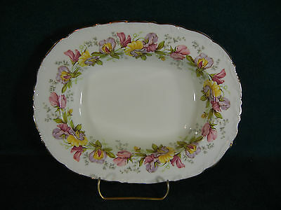 "Coalport Marilyn Rectangular 9 1/2"" Serving Bowl"