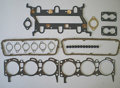 Head Gasket Set Fits Ford Capri Consul Granada Scimitar V6 Essex 2.5 3.0 Vrs