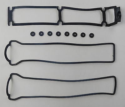 Rocker Cam Cover Gasket Set Fits Toyota Mr2 Corolla Celica 1.6 4A-Ge 4Age