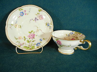 Castleton China Sunnyvale Cup and Saucer Set(s)