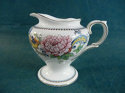 "Crown Staffordshire Chelsea Manor 4"" Tall Creamer"