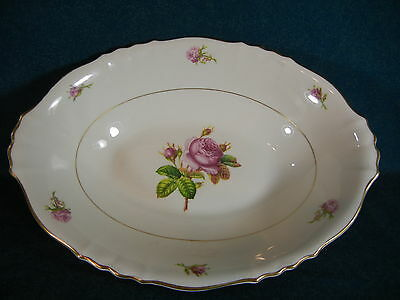 """Syracuse Victoria Oval 10 3/4"""" Vegetable Serving Bowl(s)"""