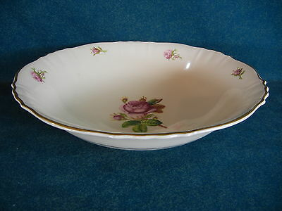 """Syracuse Victoria Round Discounted 9"""" Vegetable Serving Bowl"""
