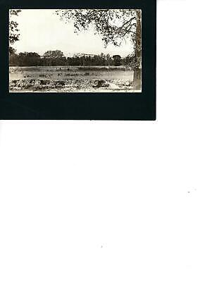Wheatland Wyoming 1921 RPPC Laramie Peak & Creek WY
