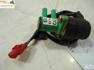 1989 Honda Goldwing GL1500 AIR JET SOLENOID VALVE (QTY 1)