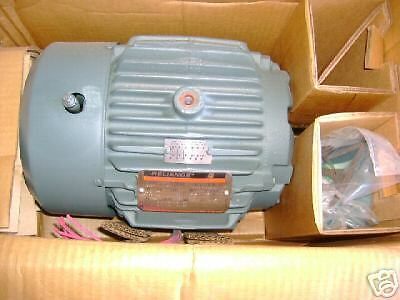 NEW RELIANCE 4YAE70996A1RT 1.5 OR .75 HP 3 PHASE MOTOR