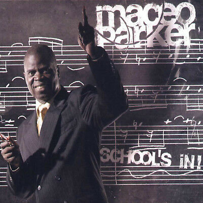 LP Vinyl Maceo Parker School's In   2LPs