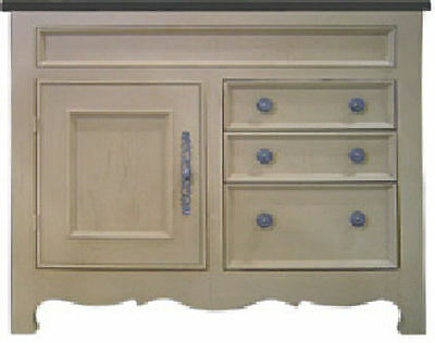 Kent BATH VANITY Country French 25 Country Paints Old World European Stains New
