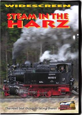 Steam in the Harz DVD Highball Sealed NEW DVD
