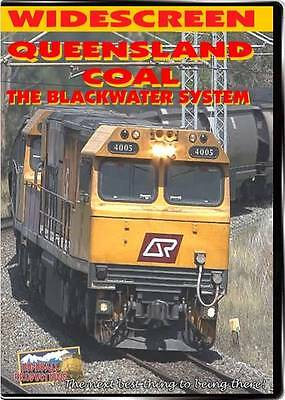 Queensland Coal The Blackwater System Sealed NEW DVD