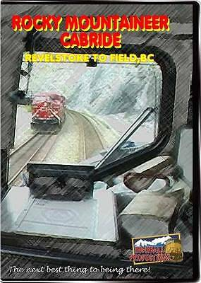 Rocky Mountaineer Cabride Revelstoke to Field BC DVD