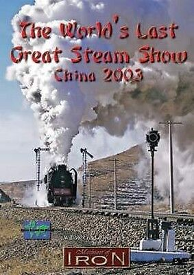 The Worlds Last Great Steam Show China 2003 DVD