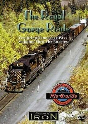 The Royal Gorge Route on DVD by Machines of Iron
