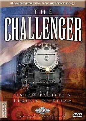 Challenger Union Pacific's Legend of Steam DVD