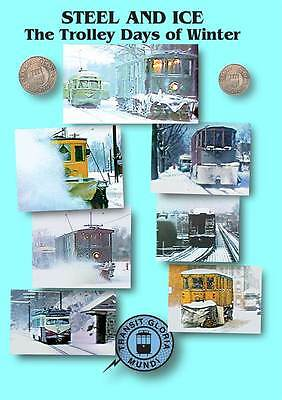 Steel and Ice The Trolley Days of Winter DVD NEW