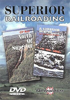 Superior Railroading on DVD by Rail Innovations