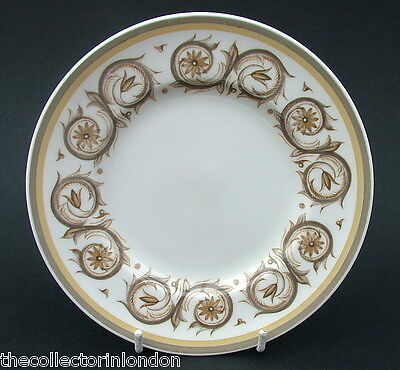 Vintage 1960's Signed Susie Cooper Venetia C2039 Pattern Side Bread Plates 17cm