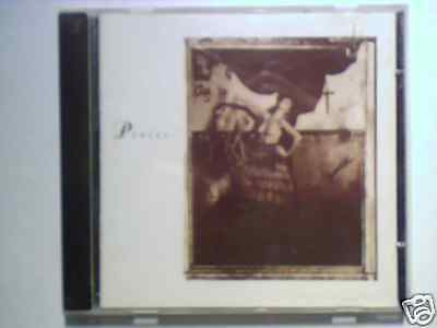 PIXIES Surfer rosa & Come on pilgrim cd UK