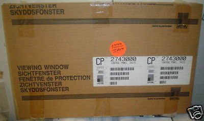 Rittal window cover  CP2743 CP2743000 CP 2743000 - nib - 60 day warranty