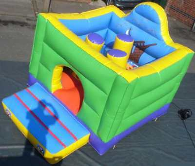 Box Activity Castle 11.5 FT X 11.5 FT Made To Order