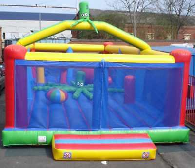 Octopus Multi Activity Centre 20 'X40' Made To Order