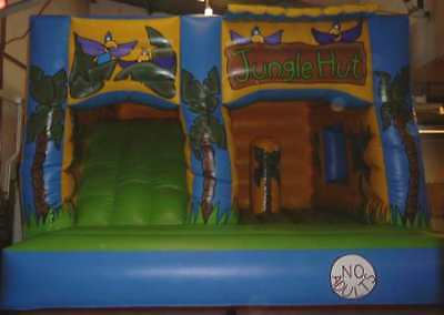 Jungle Hut Activity Centre 16.5'X13.5' Made To Order