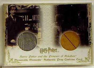 Harry Potter Memorable Moments  PC2 Prop Costume Card .