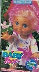 So Sweet Sandi Babyface Doll By Galoob !  #1 In Series!