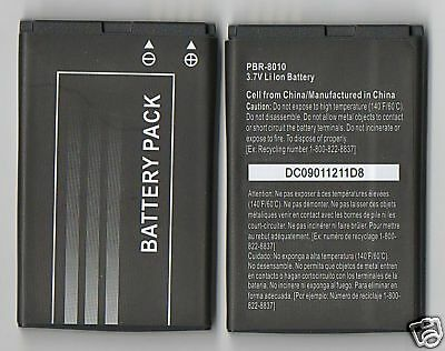 Lot 5 New Battery For Pantech C740 C610 At&t Matrix