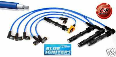 Blue Igniters Ignition Leads Golf 3 2.0 16 valve  16VM3
