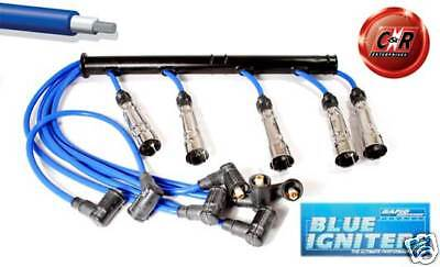 Blue Igniters Ignition Leads All 5 cyl. Models >85  5E