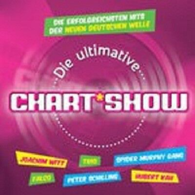 Die Ultimative Chartshow-Ndw 2 Cd Neuware